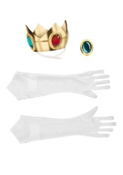 Princess Peach Child Accessory Kit