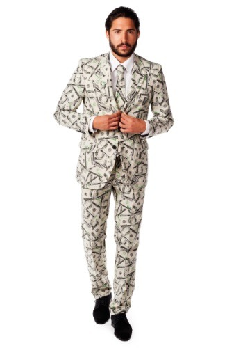 Mens Money Suit