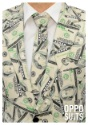 Mens Money Suit Close-Up