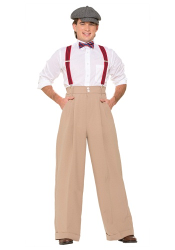 Roarin 20s Deluxe Mens Pants