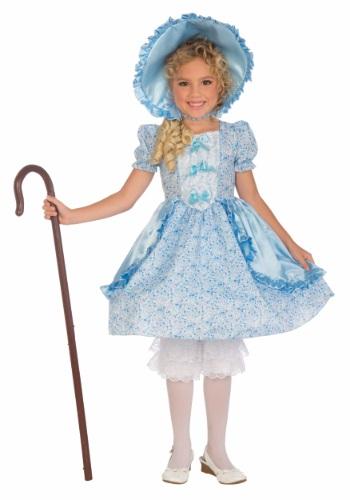 Lil Bo Peep Child Costume