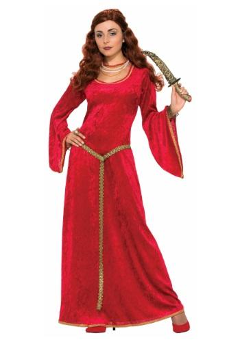 Womens Ruby Sorceress Costume