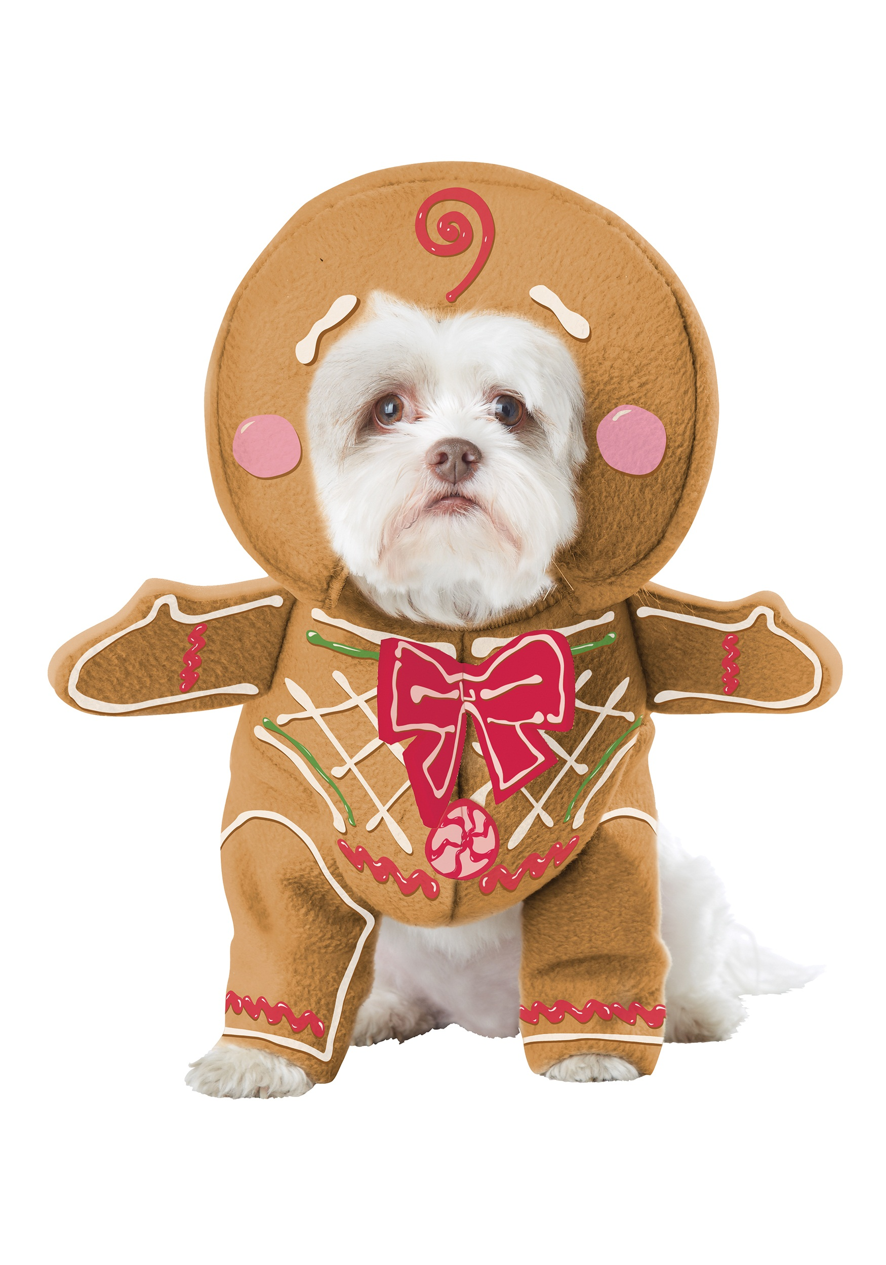 sc 1 st  Halloween Costumes AU & Gingerbread Pup Dog Costume