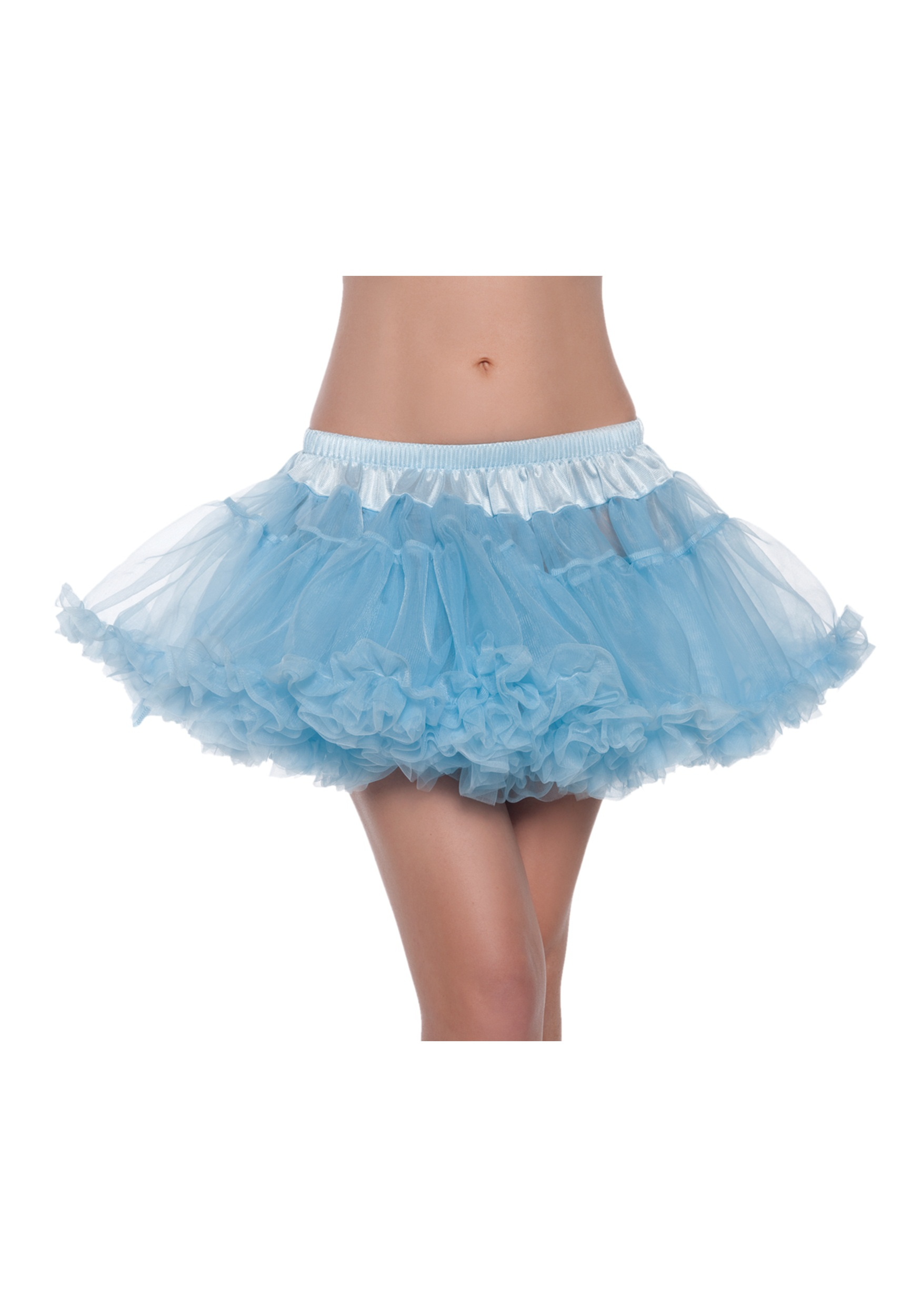 12_Sky_Blue_2Layer_Petticoat