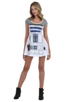 Star Wars R2D2 Skater Dress