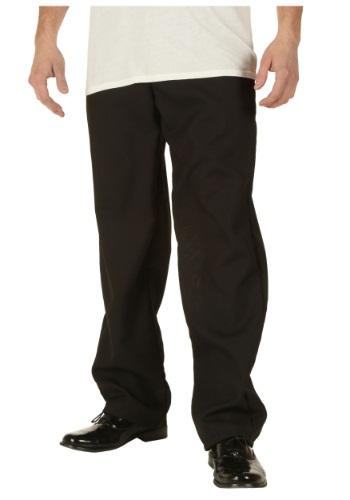 Plus Size Black Pants