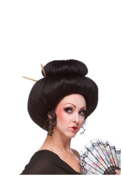 Deluxe Japanese Lady Wig