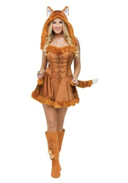 Foxy Lady Adult Costume