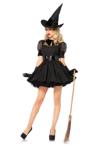 Womens Plus Size Bewitching Beauty Costume
