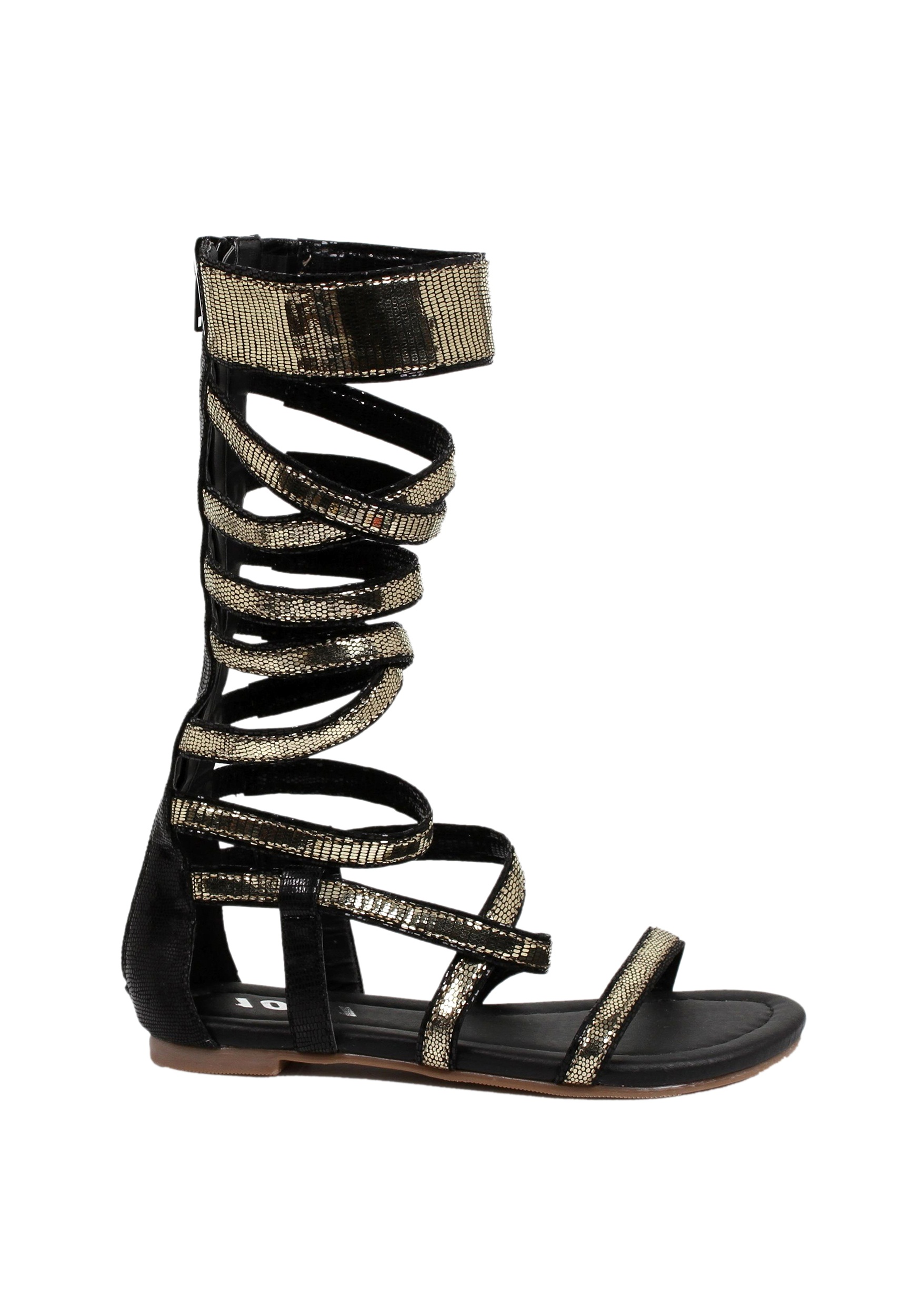 Girls Warrior Sandals