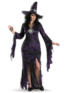 Plus Size Sorceress Costume