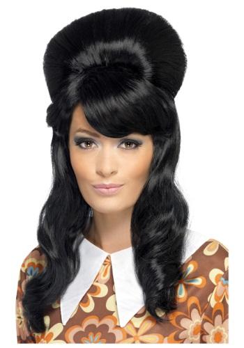 60s Bridget Bouffant Wig