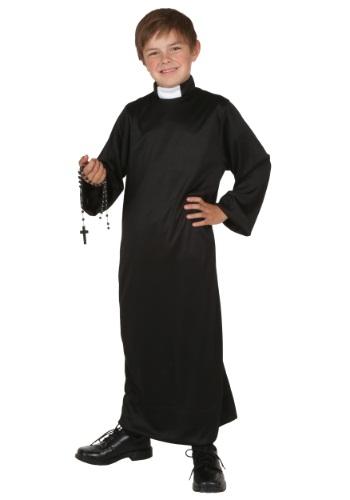 Child Priest Costume