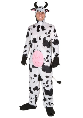 Adult Happy Cow Costume