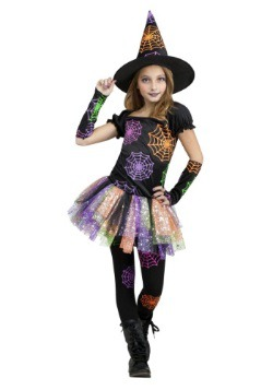 Wild Witch Child Costume