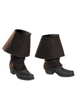 Kid's Jack Sparrow Boot Covers
