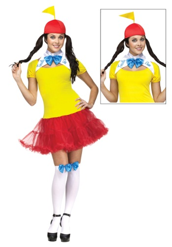 Sexy Tweedle Dee/Dum Adult Costume