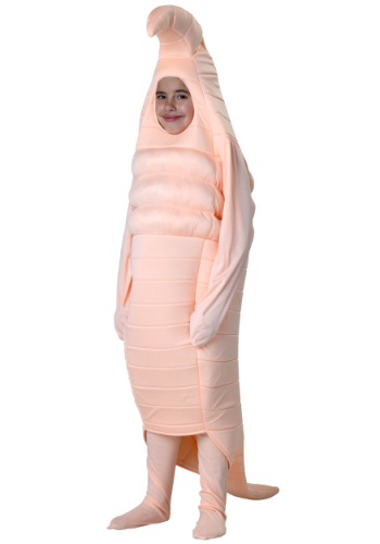 Child Earthworm Costume