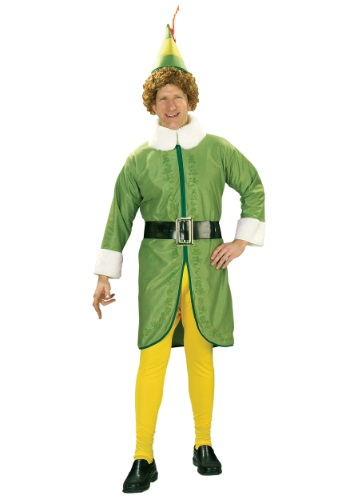 Plus Size Buddy the Elf Costume