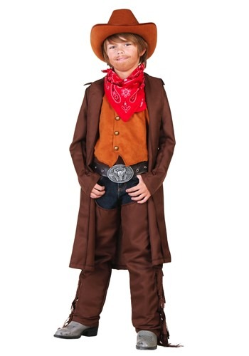 Toddler Wild West Cowboy Costume