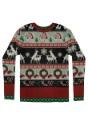 Adult Ugly Frisky Deer Sweater alt 3