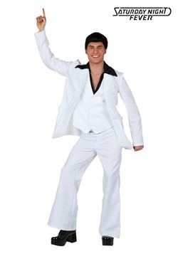 Adult Deluxe Saturday Night Fever