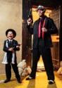 Child Black Suit