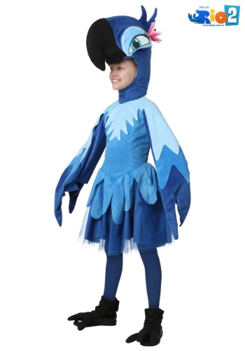 Child Rio Jewel Costume