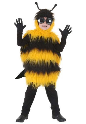 Toddler Deluxe Bumblebee Costume