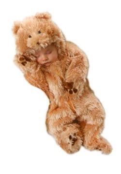 Snuggle Bear Infant Costume