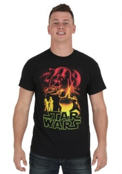 Star Wars Fine Strikes T-Shirt