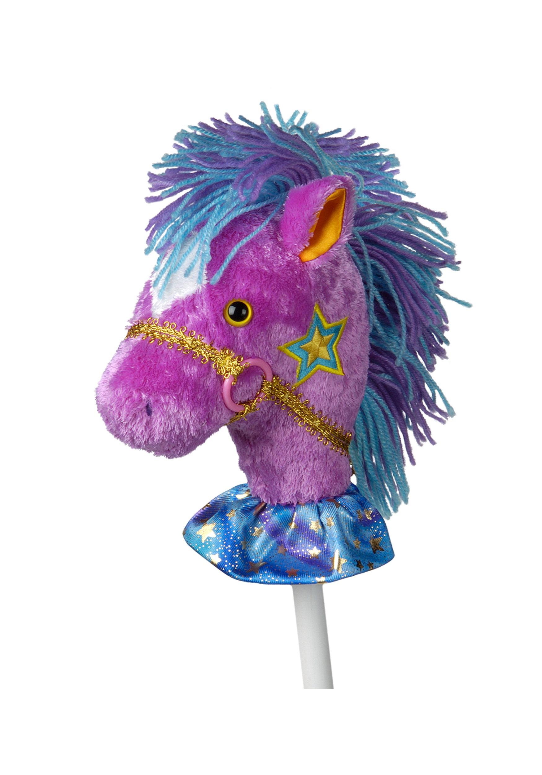 Fancy Prancer Precious Pony 33 Quot Horse On A Stick
