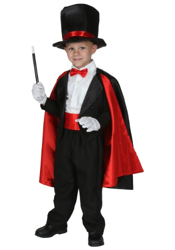 Toddler Magic Magician Costume