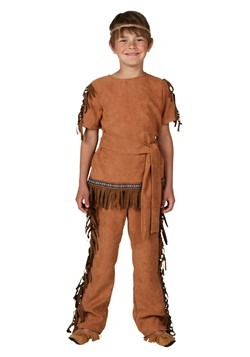 Child Indian Costume