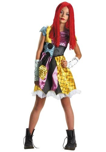 Tween Sally Costume
