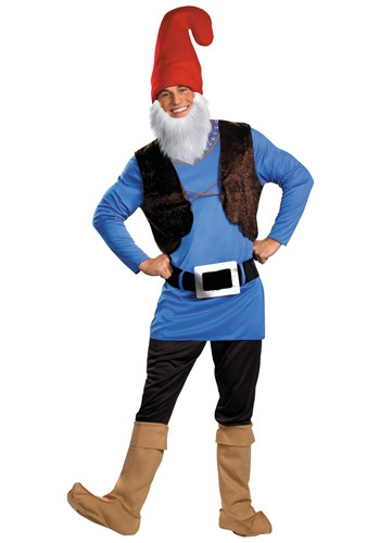 Plus Size Papa Gnome Costume