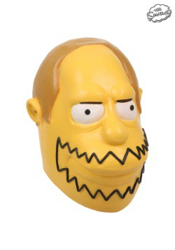 The Simpsons Comic Book Guy Mask