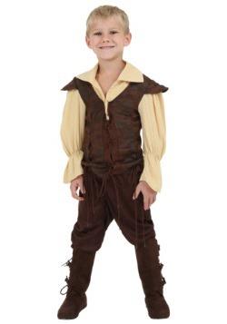 Toddler Boy's Renaissance Man Costume