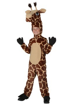 Child Jolly Giraffe Costume