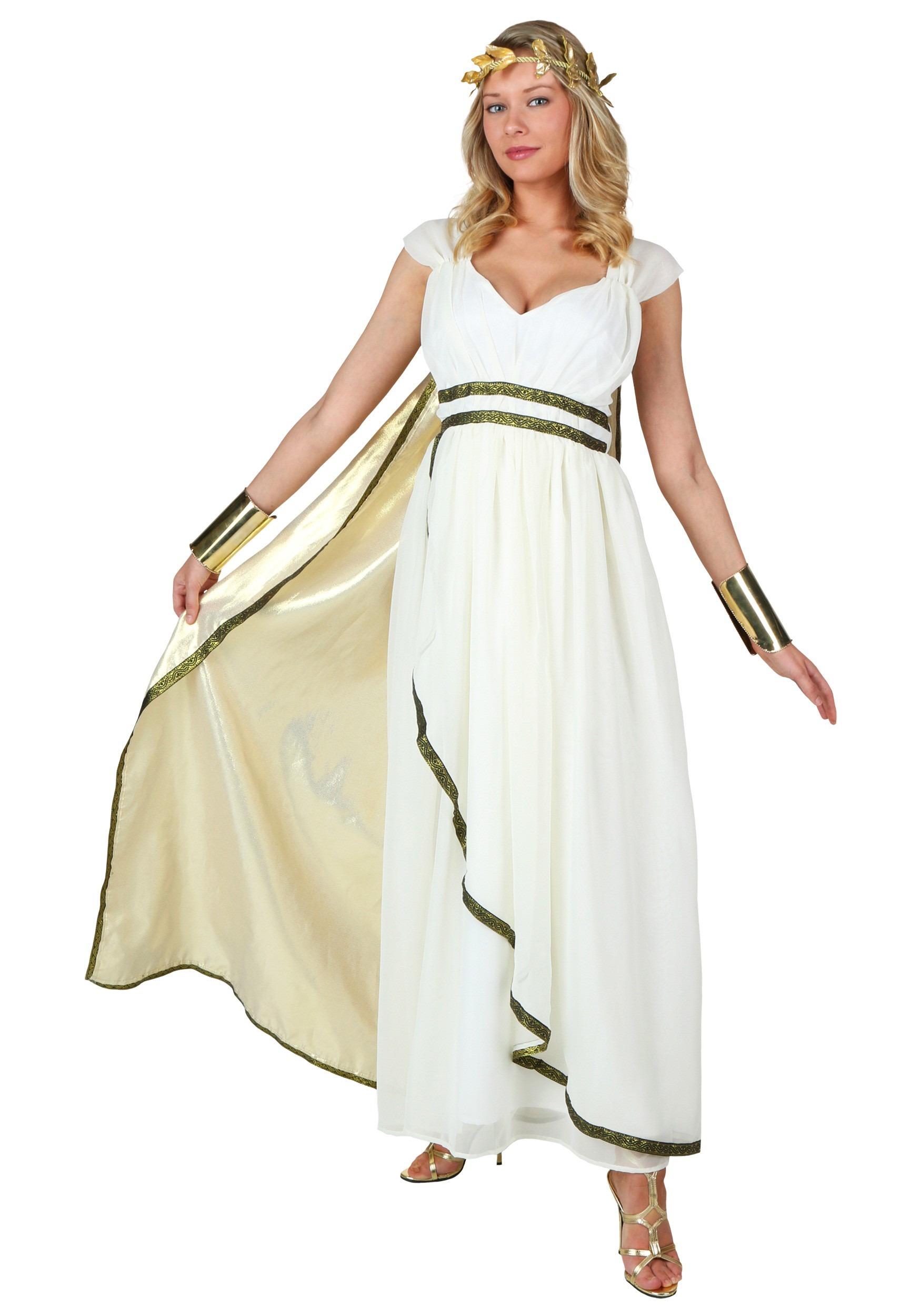 adult goddess costume