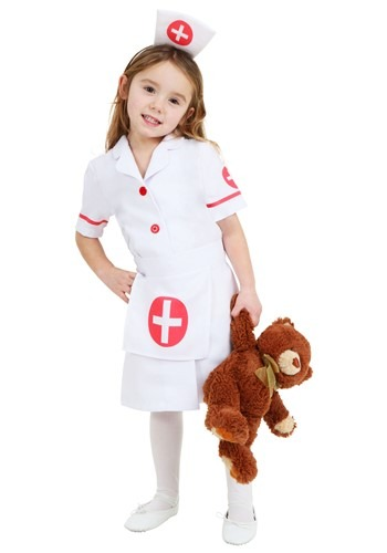 Toddler Nurse Costume