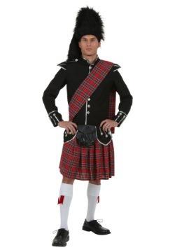 Plus Size Mens Scottish Costume