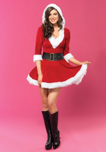 Sassy Mrs Claus Costume