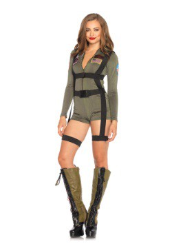 Women's Top Gun Romper