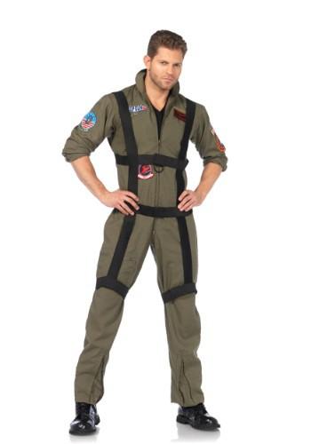Men's Top Gun Jumpsuit with Harness