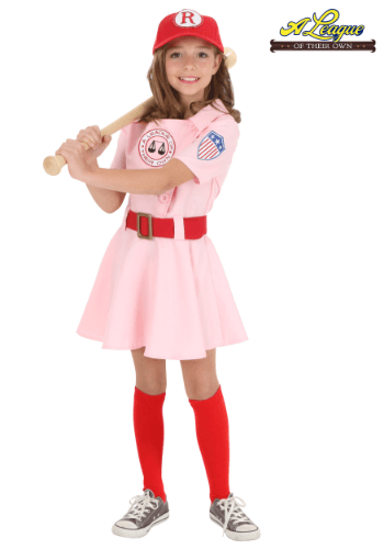 Child A League of Their Own Dottie Costume