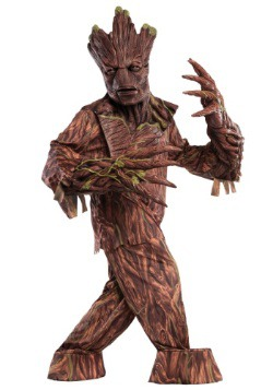 Adult Groot Creature Reacher Costume