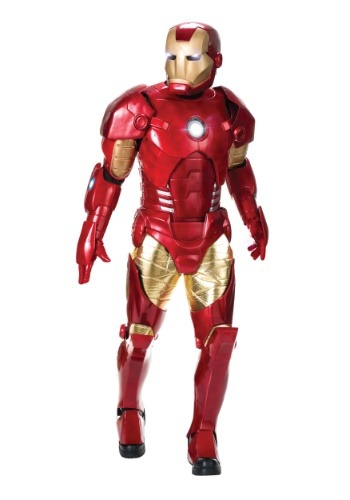 Supreme Edition Iron Man Costume