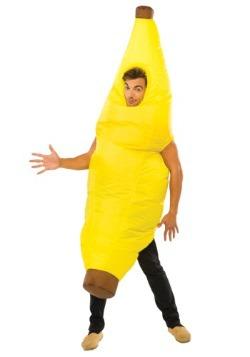Adult Inflatable Banana Costume