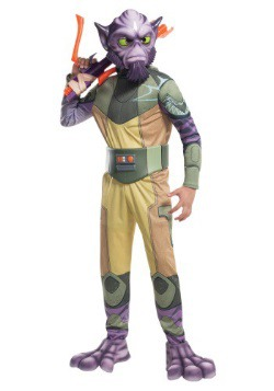 Star Wars Rebels Deluxe Child Zeb Costume